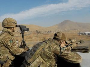 British Army Op Herrick – Afghanistan