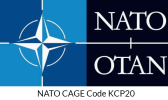 NATO logo showing MJ Services (GB) CAGE code KCP10