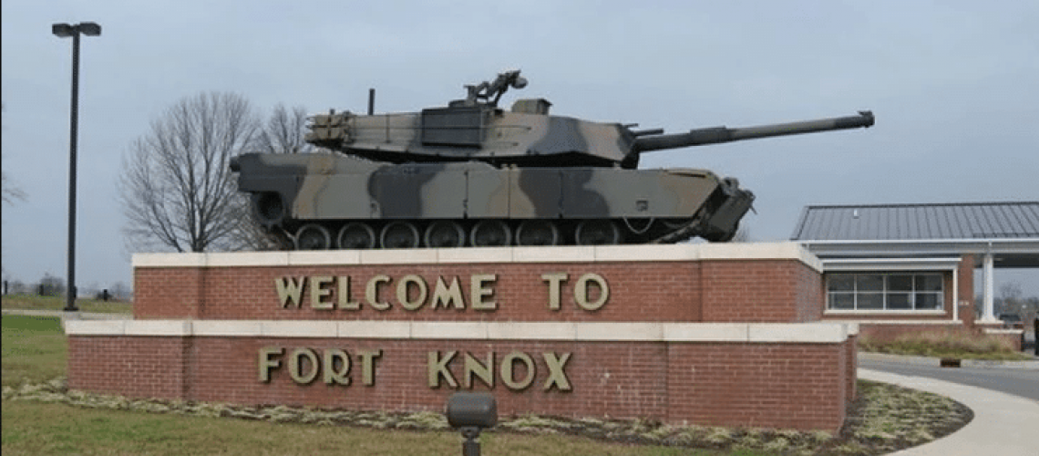 US Army Fort Knox
