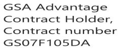 GSA contract number